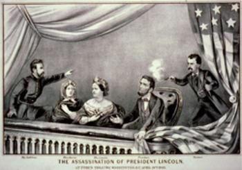 Lincoln Assassination Flipchart