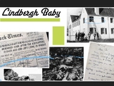Lindbergh Kidnapping & Murder Presentation + Quiz + Flashc