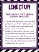 Line It Up! Number Order Cut & Paste K.CC.A