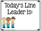 Line Leader Poster