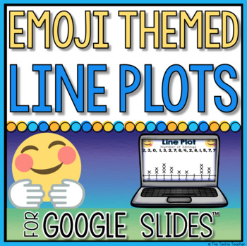 Line Plot Activities in Google Slides