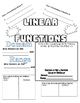 Linear Functions Doodle Notes Bundle!!