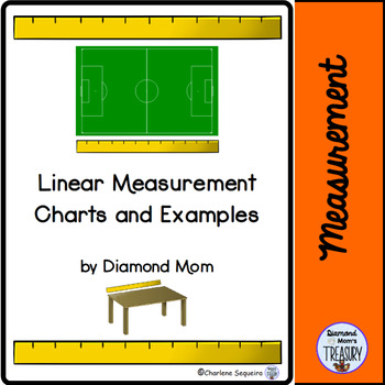 Linear Measurement Charts and Examples