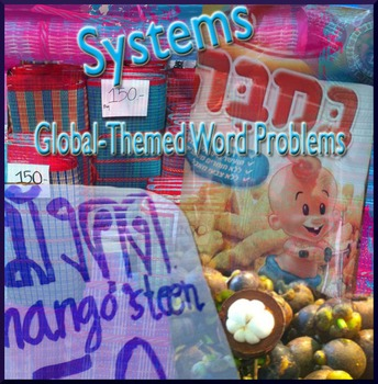 Linear System Global Word Problems