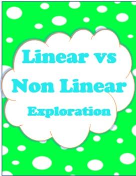Linear Vs Non Linear Exploration