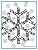 Linears Snowflake Cut-and-Paste