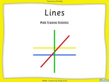 Lines - Parallel and Perpendicular