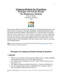 Lining Up Students for Transitions in PE