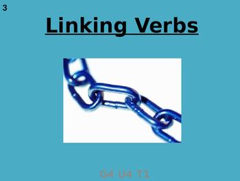 Linking Verbs 3