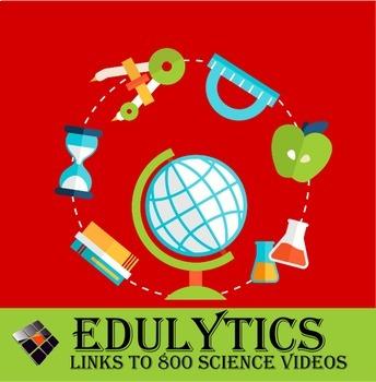 Edulytics Links to 800 Science Videos