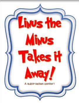 Linus the Minus Takes it Away!