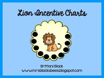 Lion Incentive Charts