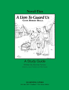 Lion to Guard Us - Novel-Ties Study Guide