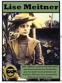Lise Meitner (Women in Science #3)