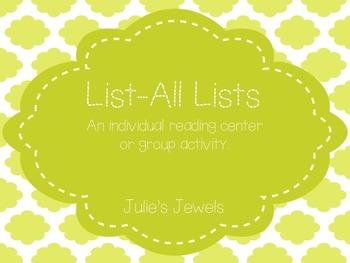 List-All Lists