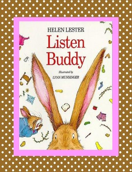 Listen Buddy--A Reader's Theater