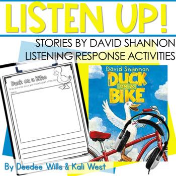 Listening Center: Listen UP!  David Shannon