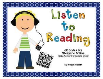 Listen to Reading: QR Codes