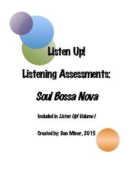 Listening Assessment- Soul Bossa Nova