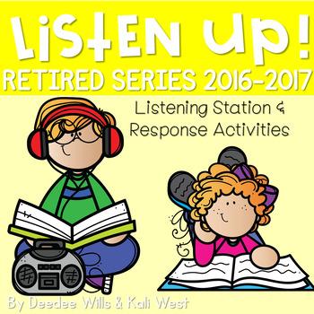 Listening Center: Listen UP!  2016-2017 K and 1st