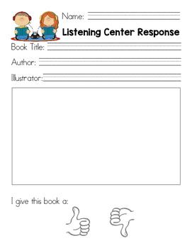 Listening Center Response