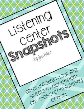 Listening Center Snapshots