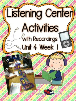 Listening Centers & Recordings (long a - ai, ay & sight wo