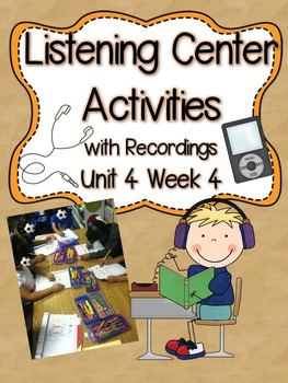 Listening Centers & Recordings (long i -ie, igh, y & sight