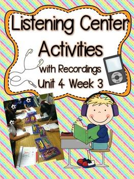 Listening Centers & Recordings (long o -oa,ow,o, oe & sigh