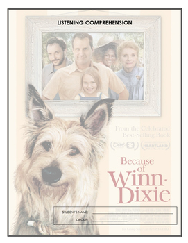 Listening Comprehension - Because of Winn-Dxie