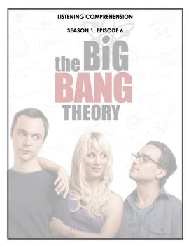 Listening Comprehension - The Big Bang Theory 1x06