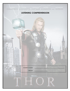 Listening Comprehension - Thor (2011)