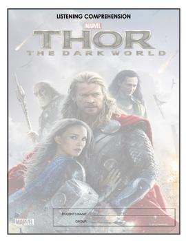 Listening Comprehension - Thor: The Dark World