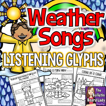 Listening Glyphs Weather Songs