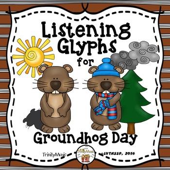 Listening Glyphs for Groundhog Day