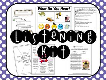 Listening Kit for Listening to Any Kind of Music