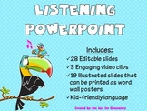 Listening Powerpoint