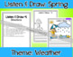Listening Activities - Listening Comprehension Spring
