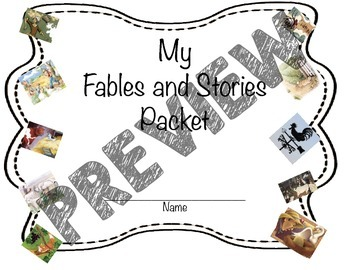 Listening and Learning Domain 1: Fables and Stories for Grade One