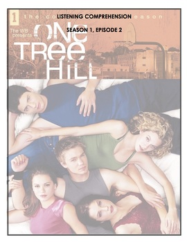 Listening comprehension - One Tree Hill - 1x02 - The Place
