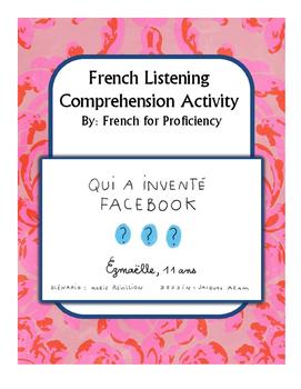 "Listening comprehension activity for 1jour1actu video: ""Qu"