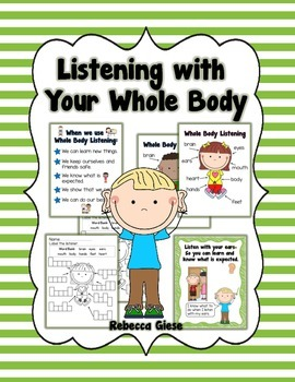 Listening with Your Whole Body