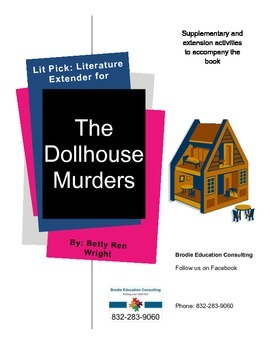 Lit Picks: Dollhouse Murders