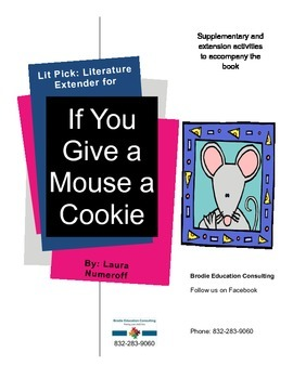 Lit Picks: If You Give a Mouse a Cookie