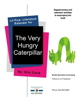 Lit Picks: The Very Hungry Caterpillar