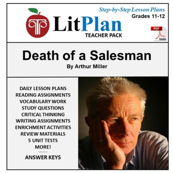 LitPlan Teacher Guide: Death of a Salesman - Lesson Plans,