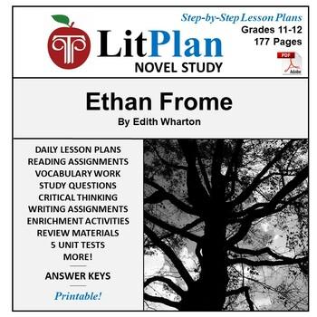 LitPlan Teacher Guide - Lesson Plans, Questions, Tests: Et