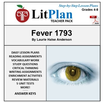 LitPlan Teacher Guide: Fever 1793 - Lesson Plans, Question