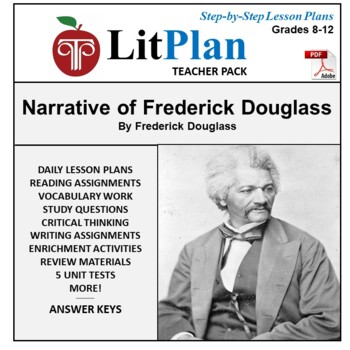 LitPlan Teacher Guide: Narrative of Frederick Douglass - L