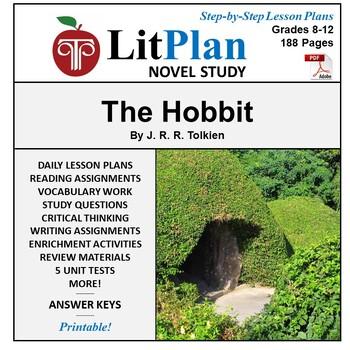 LitPlan Teacher Guide: The Hobbit - Lesson Plans, Question